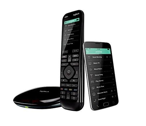 [Amazon.de] Logitech Harmony Elite - Touchscreen-Fernbedienung für Home Entertainment schwarz mit Hub 174,99 €