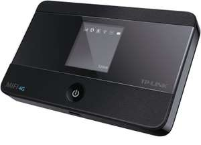 TP-Link M7350 4G/LTE MiFi Dualband-Router (LTE Cat.4 150Mbit/s, 2550mAh Akku, microSD-Kartenslot) für 67,16€ (Amazon.fr)
