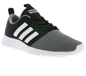 adidas neo cloudfoam Swift Racer Sneaker in schwarz @outlet46