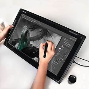 "[amazon.fr] Huion GT-185 Grafiktablet mit 18,4"" IPS-Panel für 369€ statt 479€"