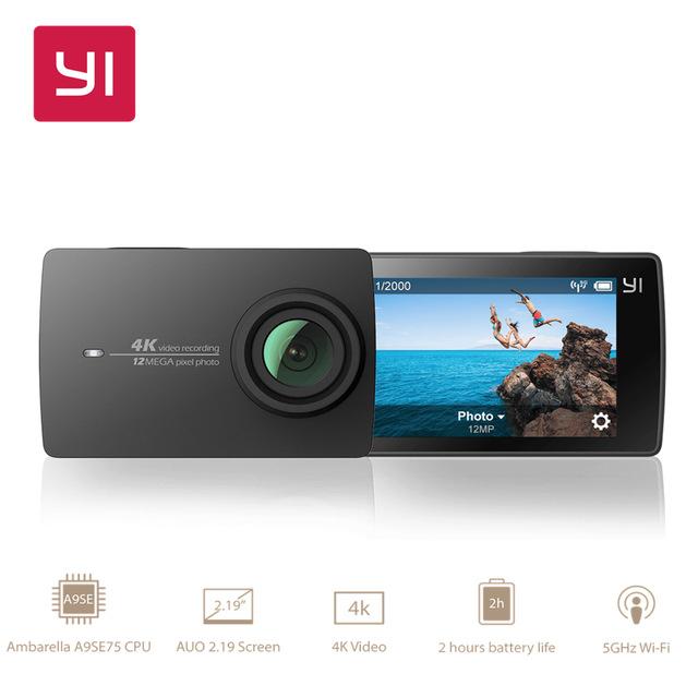 Xiaomi Yi 4k Actioncam Versand aus DE für 160,44€ / Mit Shoop für 150,81€ (official Yi Store) - AliExpress