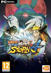 NARUTO SHIPPUDEN - Ultimate Ninja STORM 4 für 6,99€ [Games Planet] [Steam]