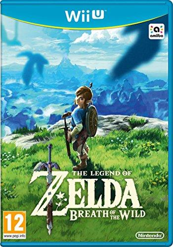 [amazon.fr] Zelda - Breath of the Wild für Wii U