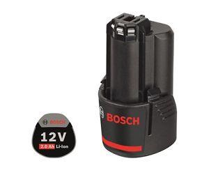 [eBay] Bosch Akku Li-ion GBA 12V/2,0Ah Professional (ersetzt 10,8V)