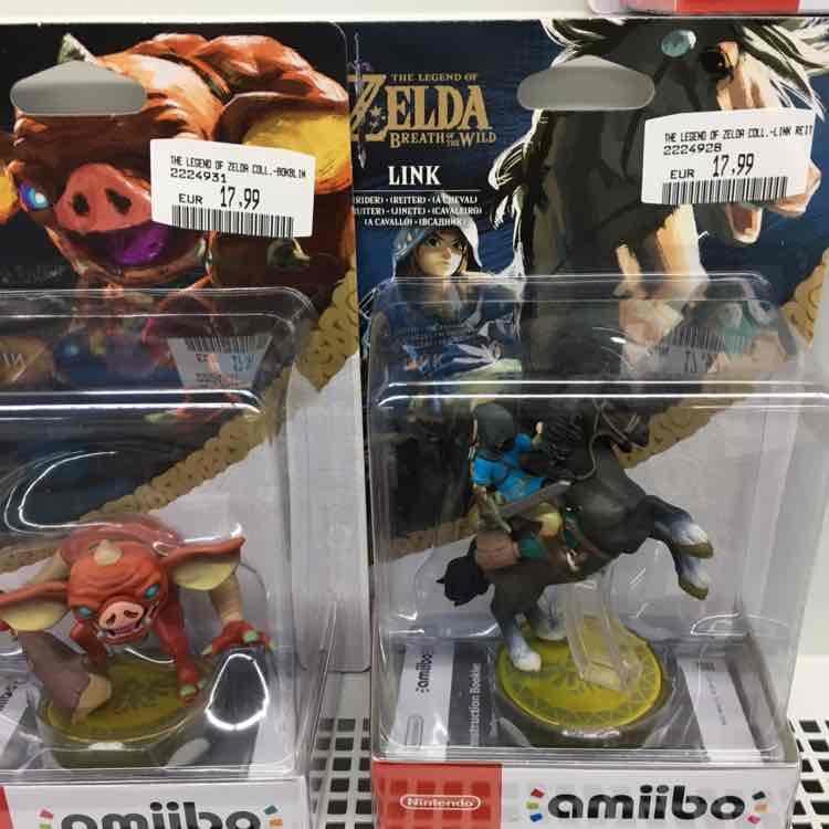 [Media Markt Weiterstadt] amiibo Link - The Legend of Zelda