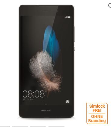 Huawei P8 Lite DUAL SIM für 139€ bei notebooksbilliger.de