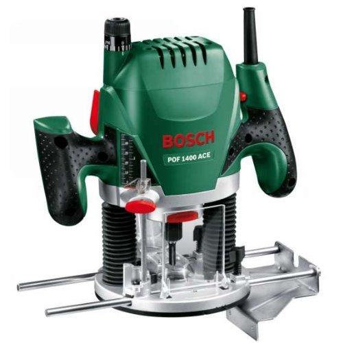 Bosch DIY Oberfräse POF 1400 ACE 99,99€ Amazon/Obi