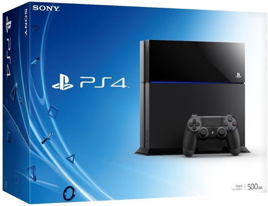 [Gebraucht] Gamestop - Playstation 4 500GB - 119,00 [Lokal]