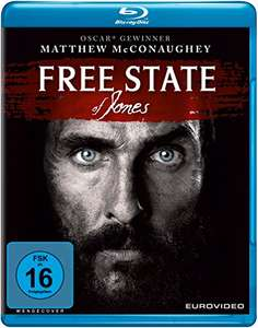 [Amazon Prime] Free State of Jones Blu-ray