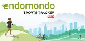 Endomondo Sports Tracker PRO für 1€ im Android Play Store