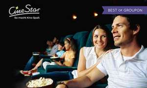 [Groupon] 5x Cinestar Kinotickets