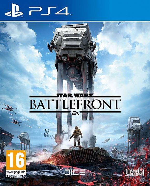 Star Wars Battlefront, PS4, Coolshop