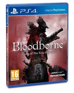 Bloodborne: Game of the Year Edition (PS4) für 27,50€ (Coolshop)