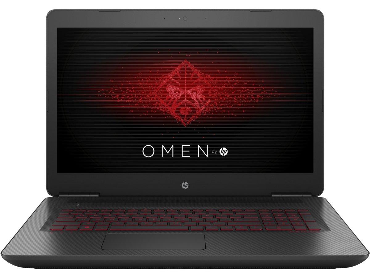 HP Omen 17-w108ng (17,3'' FHD IPS matt G-Sync [75Hz], i7-6700HQ, 8GB RAM, 256GB SSD + 1TB HDD, Geforce 1060 mit 6GB, Wlan ac + Gb LAN, bel. Tastatur, Wartungsklappe, Win 10) + Ghost Recon / For Honor für 1199,99€ [Alternate]