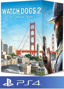 PS4 Watch Dogs 2 - San Francisco Edition [LOKAL MM WEITERSTADT]