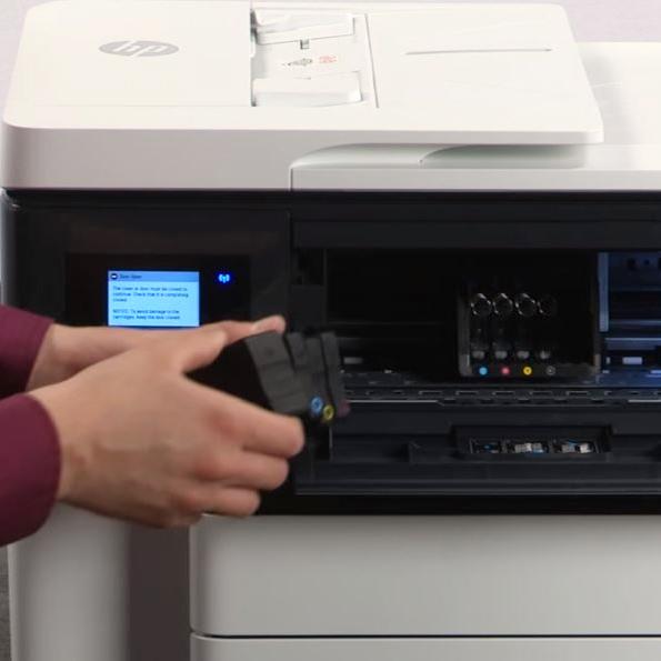 HP Drucker in A3 (Multifunktion) - 20% Rabatt bei NBB: z.B. Officejet Pro 7740 für 157 €