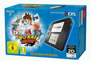 [Lokal]  Nintendo 2Ds + yo kai watch @ Saturn Gummersbach