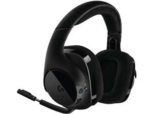 [Mediamarkt GDD]Logitech G533 Wireless Gaming Headset Gaming Headset Schwarz für 85,-€ Versandkostenfrei