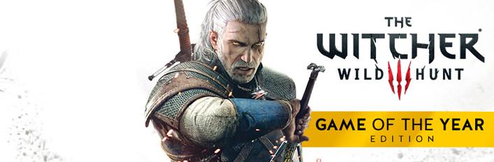 The Witcher 3: Wild Hunt GOTY [PC] für 24,99€ bei Steam
