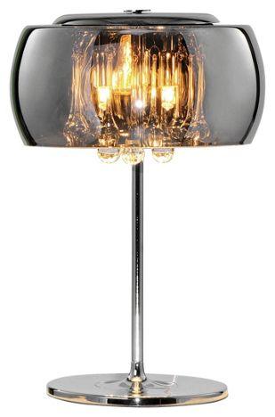 [xxxlshop] Sorpetaler Leuchten Vapore - Lichtfeuer Tischleuchte Chrom, 3-flammig - 60% unter Idealo