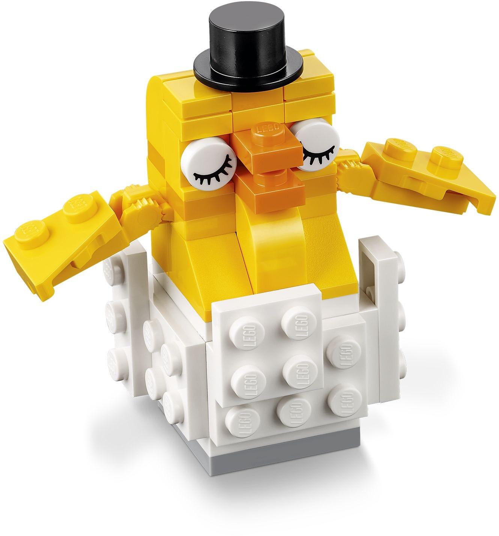 LEGO® Stores - Minimodellbau Küken gratis im April