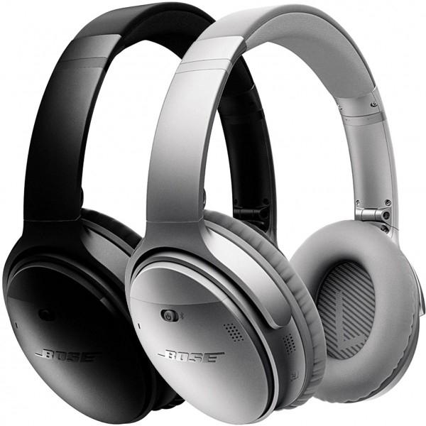 (Lokal Saturn Bochum + Hattingen)Bose QuietComfort QC35 Bluetooth Kopfhörer WL*Silber und Schwarz*VG ab 313 Euro