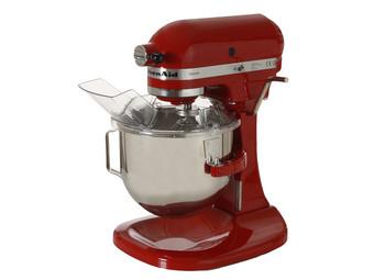 [ibood] KitchenAid Heavy Duty 5KPM5EER Küchenmaschine (4.83L, 315W) in Empire Rot für 409€ statt 540€