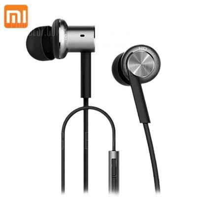 [Gearbest] Original (!) Xiaomi Mi IV Hybrid Dual Drivers Earphones - silver or gold