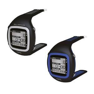 Millennium GPS Sportuhr mit Brustgurt zur Herzfrequenz-Messung ~eBay