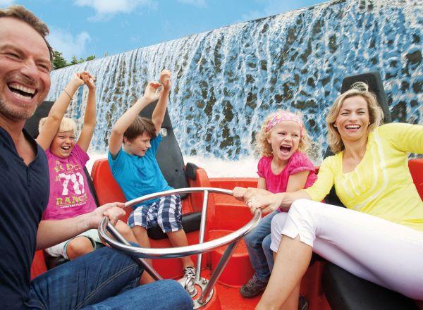 2-3 Tage Urlaub im Heide-Park Holiday Camp ab 85 EUR p P