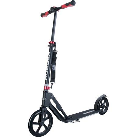 ZackZack Angebot: HUDORA Big Wheel Style 230 , Scooter, schwarz