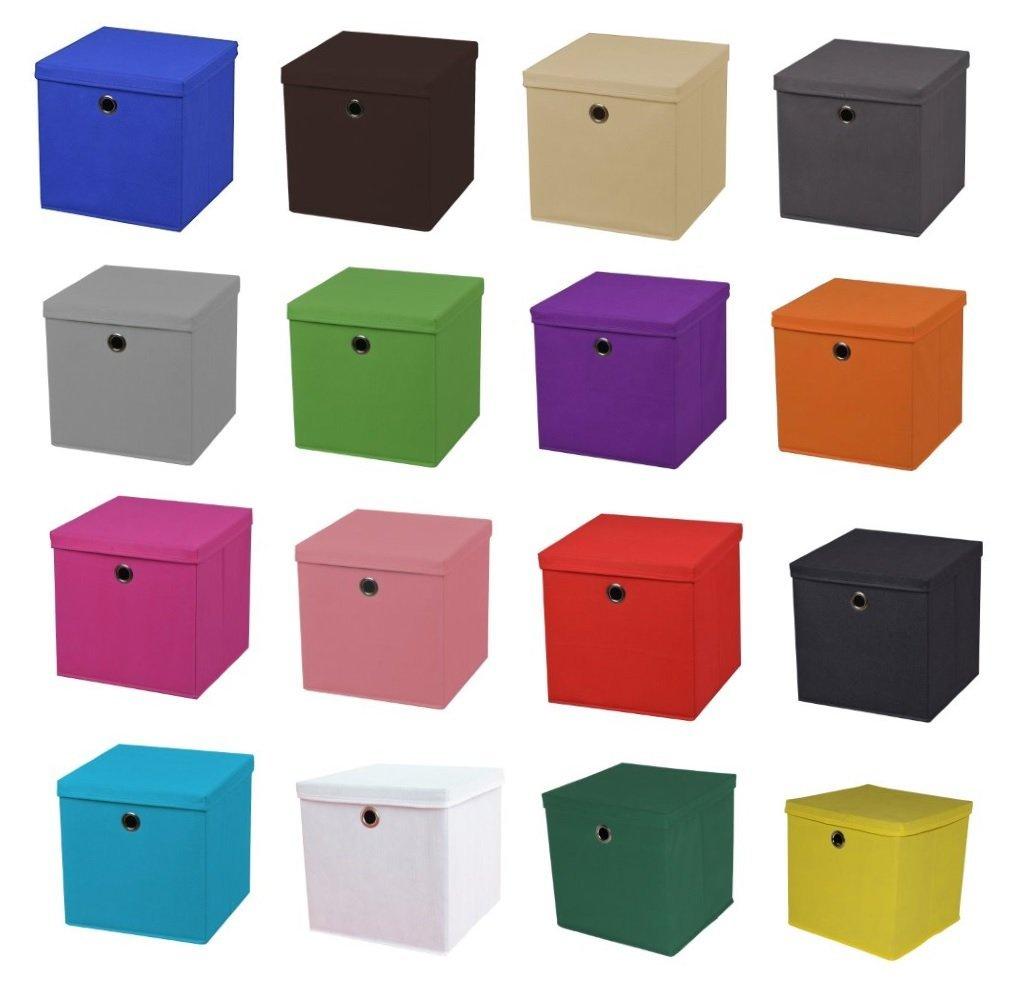 Faltboxen wieder im Angebot 4er und 2er Sets in verschiedenen Farben zu 1,99 und 3,99 + Porto Amazon