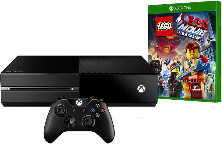 [Grenzgänger Schweiz] Xbox One 500 GB mit LEGO Movie Game bei BRACK.CH