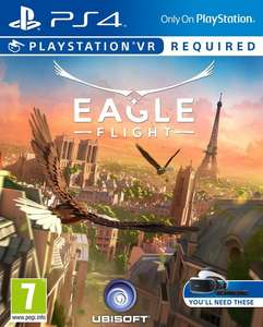 Eagle Flight (PS4 VR) für 24,99€ (Coolshop)