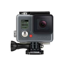 GoPro Hero+ LCD - Action Camera - für 120 Euro bei amazon.de
