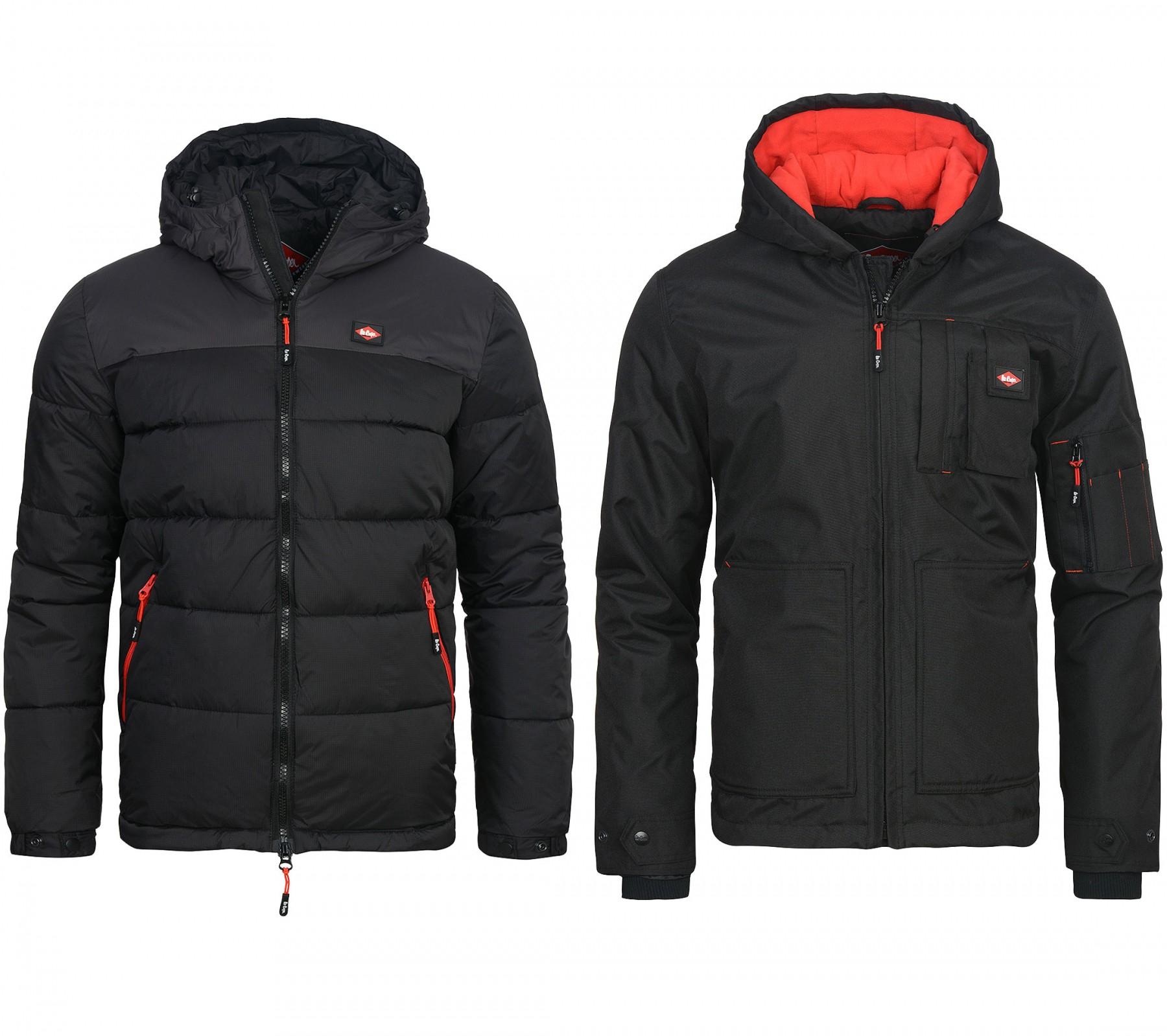 2 Lee Cooper Jacken für 14,99 € (Nur Größe XL) - (Outlet46.de)