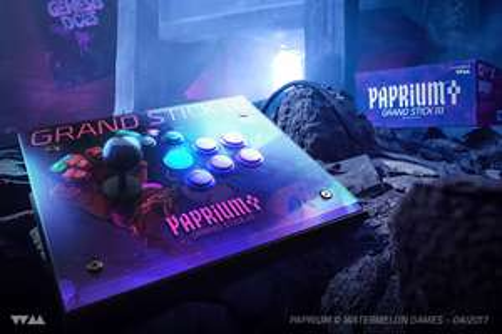 Paprium - neuer Sega Mega Drive Brawler