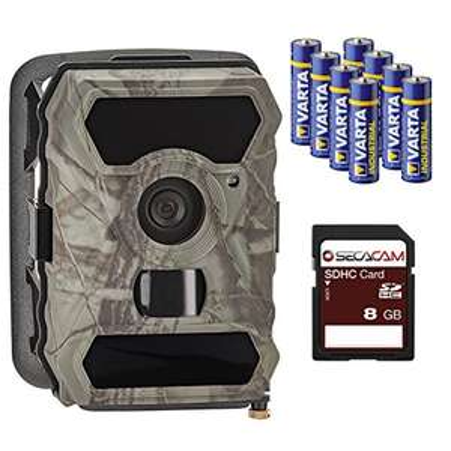 SecaCam HomeVista Full HD, Weitwinkel, 12 MP - Premium Pack @ Amazon Marketplace