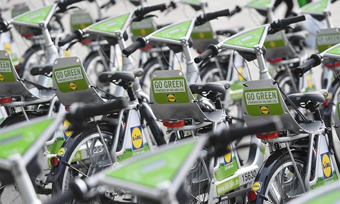 Call a Bike / Lidl-Bike Premiumtarif für 29€ statt 49€