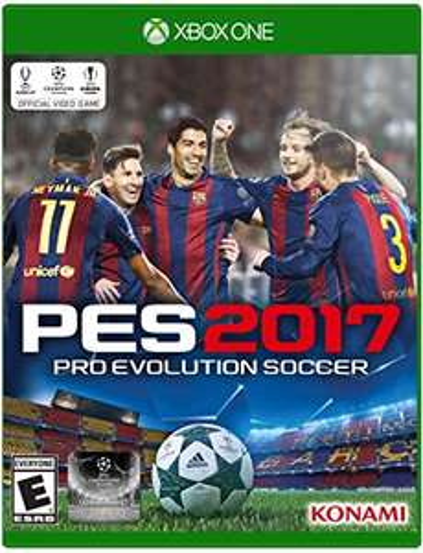 Pro Evolution Soccer 2017 (PES 2017) für Xbox One & Playstation 4 (inkl. Barca-Edition) ab 20,19€ [VSK-frei]