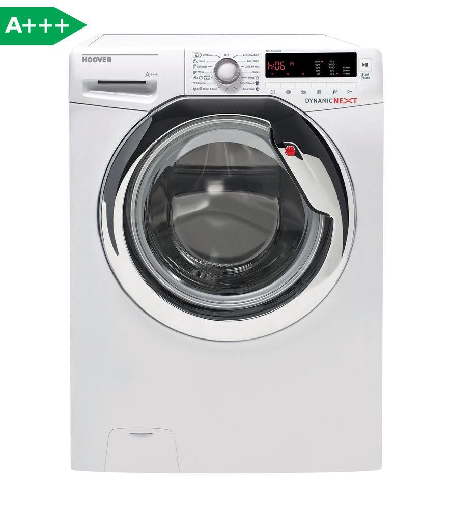 [ebay] Hoover DXC 58 A Waschmaschine (EEK A+++, 1.500 U/Min, max. 8 kg, AquaStop, Mengenautomatik, Restzeitanzeige) für 320€ statt 397€