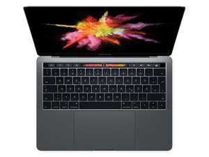 "[eBay WOW!] Apple MacBook Pro 13"" - Touch Bar, Retina, i5 2,9 GHz, 256 GB SSD, 8 GB RAM in  spacegrau"