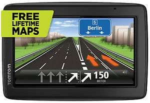 [eBay WOW] TomTom Start 25 M Central Europe Traffic Navigationsgerät, (Free Lifetime Maps, 13 cm (5 Zoll) Display, TMC, Fahrspurassistent, Parkassistent, IQ Routes, Zentraleuropa 19) [Versandrückläufer]