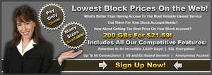 Blocknews 1000 GB Block Account