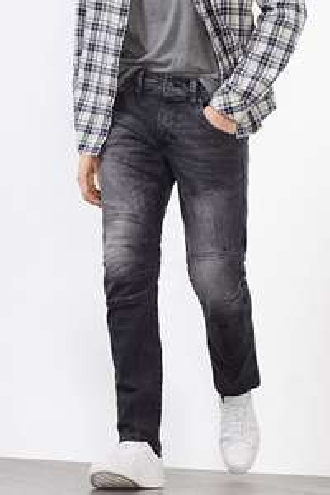 Stretchige Jeans mit Abnähern für 29,95
