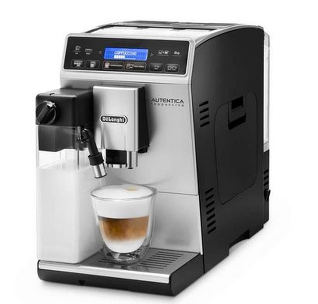 [Mediamarkt Dortmund Hörde] DeLonghi Kaffevollautomat Autentica Cappuccino ETAM 29.660.SB Etam 29.660.SB - 444,00 Euro