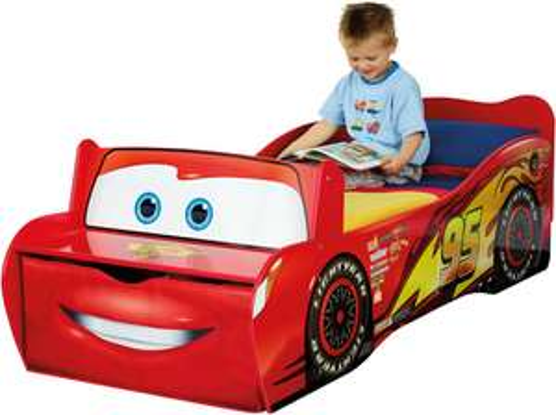 Worlds Apart Kinderbett de Luxe Cars - 70x140cm für 22,99€ bei [windeln.de]