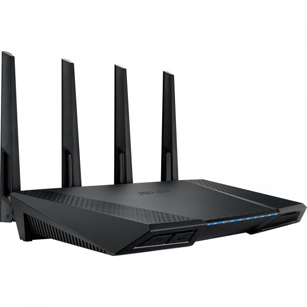 ASUS RT-AC87U AC2400 Dualband WLAN Router für 159,99€ statt 178,99€ [office-partner.de]