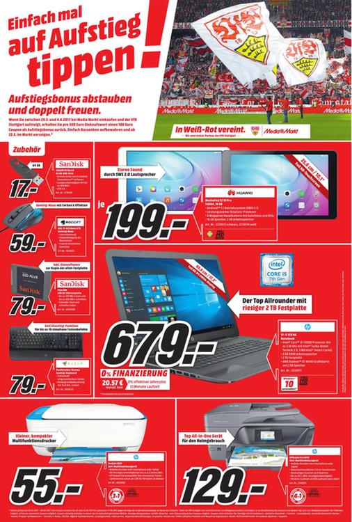 [Mediamarkt lokal/Stuttgart und Umgebung bis 31.03.] SANDISK Cruzer Ultra, 64 GB-USB-Stick