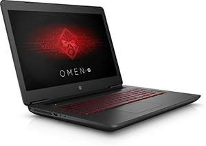 [Amazon] OMEN by HP (15-ax206ng) 39,6 cm (15,6 Zoll / Full-HD IPS) Gaming Notebook (Intel Core i7-7700HQ, 8 GB RAM, 1 TB HDD, 128 GB SSD, NVIDIA GeForce GTX 1050, FreeDOS 2.0) schwarz mit Carbon-Optik